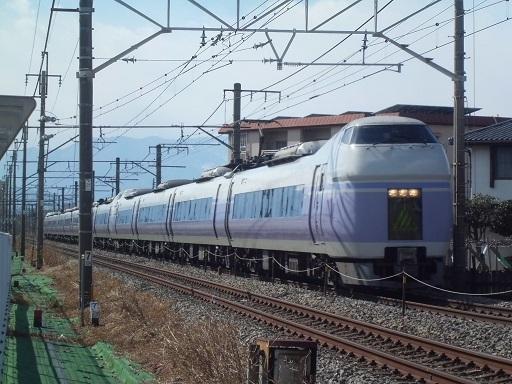 E351系モトS-21編成