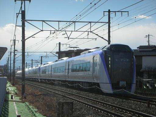 E353系モトS-203編成