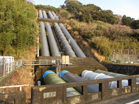 日本軽金属発電用水路