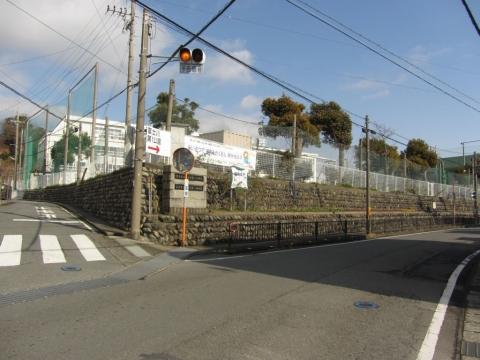 富士川第一小学校