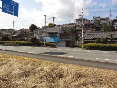 富士川渡し場跡