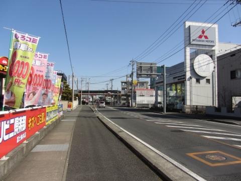 静岡県道396号 富士市柚木