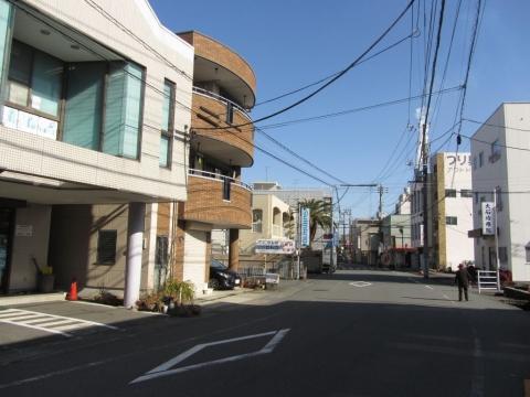 旧東海道 富士市平垣本町