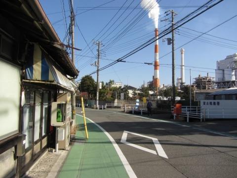 旧東海道 富士市本町
