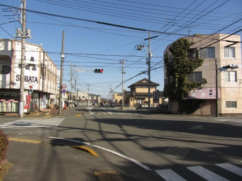 旧東海道 本市場