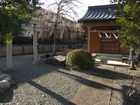 青嶋八幡宮神社