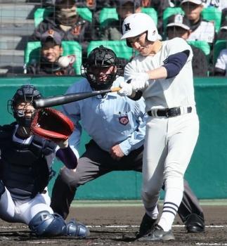 絵日記3・24高校野球2