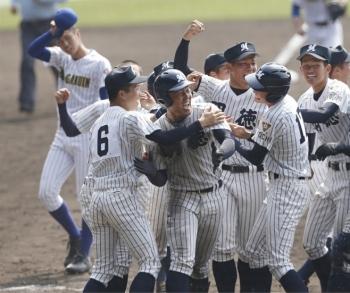 絵日記3・25高校野球2
