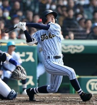 絵日記3・27高校野球2