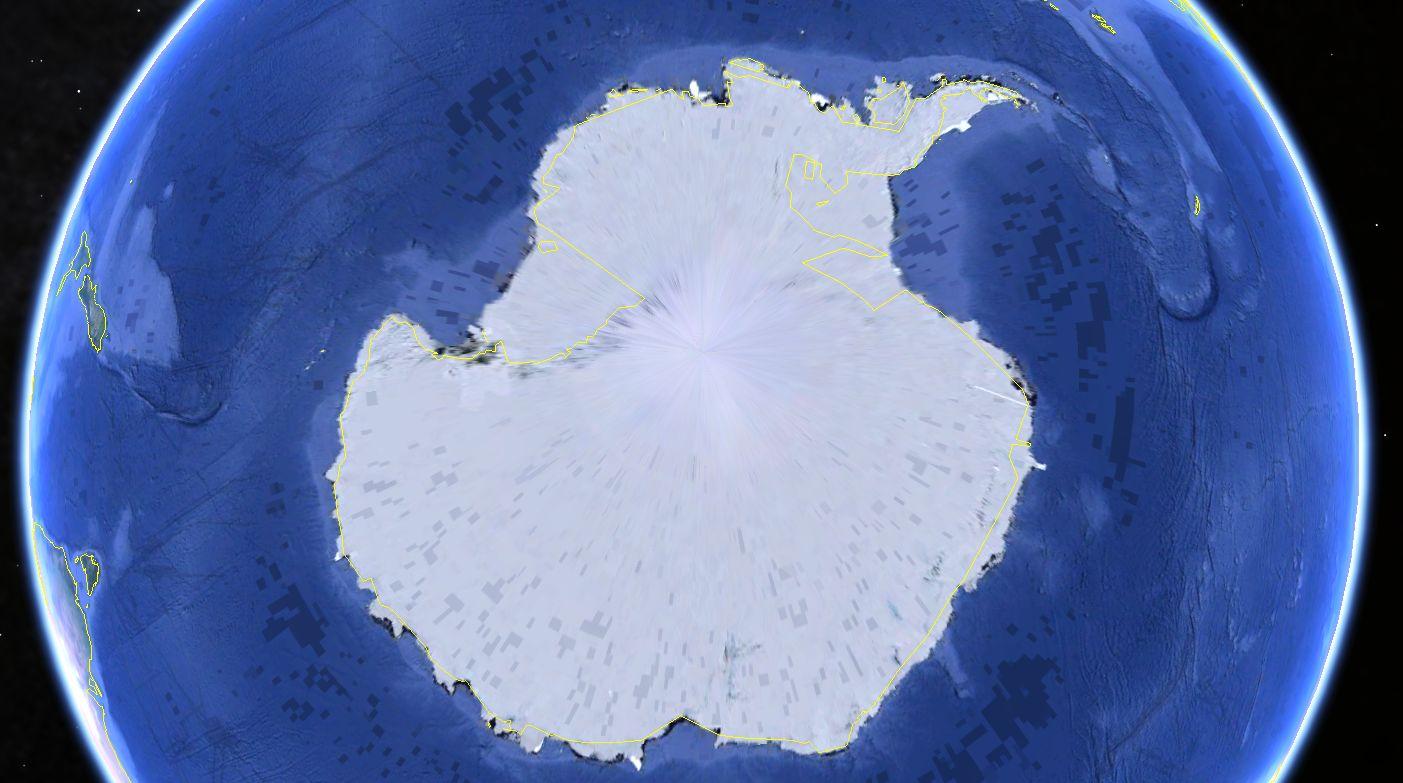 南極宇宙艦隊1
