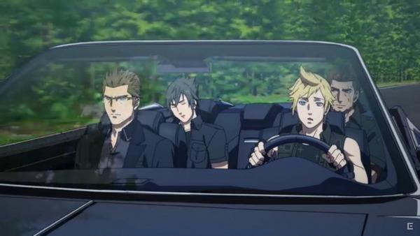 FF15 ドライブ
