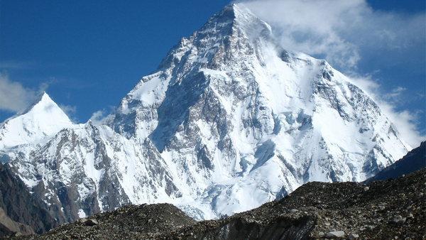 K2 登山