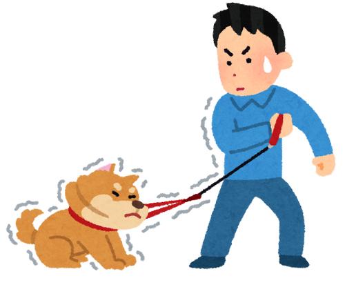 ペット 散歩 いらすとや