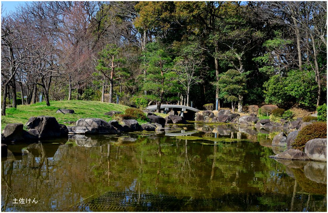 藤田邸公園1