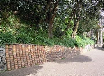 瀬戸窯垣の小径