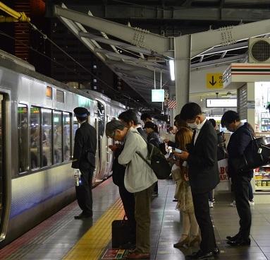 JR西 駅