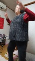 1226 母踊る