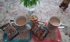 0325 お茶を飲みましょう2