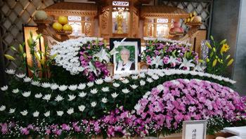 スミ子大伯母葬儀b