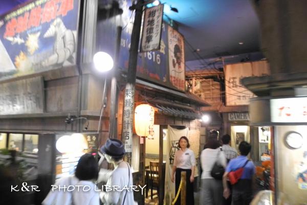 2017年5月7日新横浜ラーメン博物館・支那そばや1