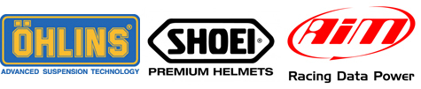 OHLINS SHOEI AIM
