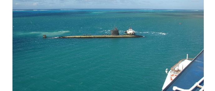 潜水艦 12427