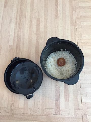 ちびくろちゃんと米