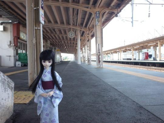 深川駅13