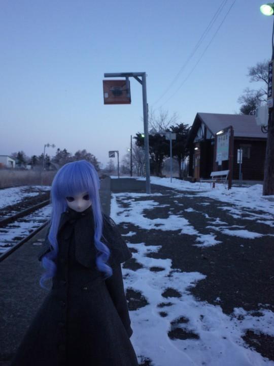 茅沼駅26