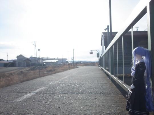 愛し野駅21