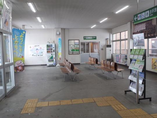 十勝清水駅11