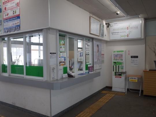 十勝清水駅12