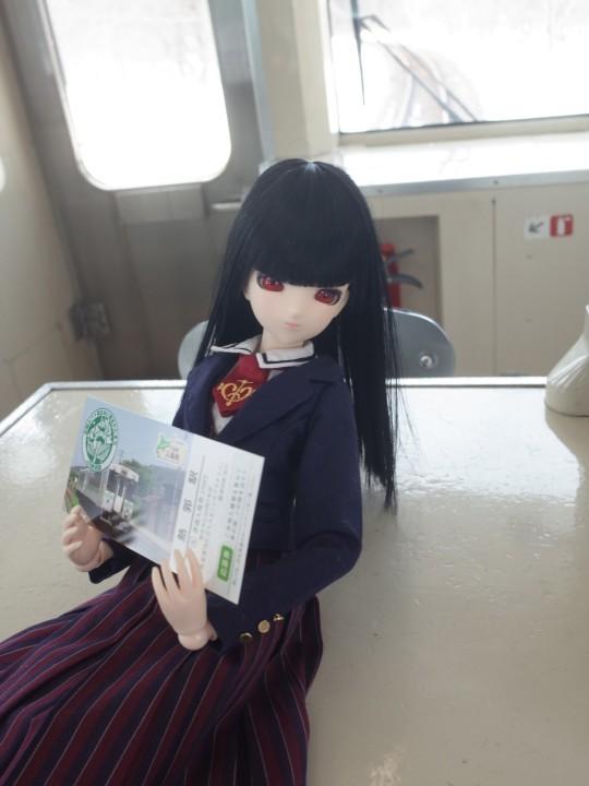 黒松内駅12