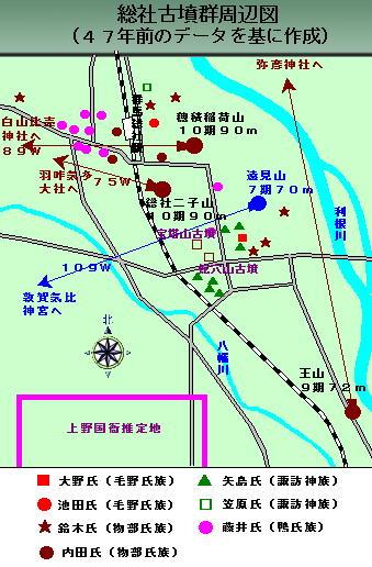 142話総社古墳群