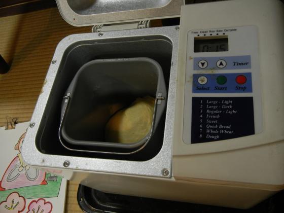 パン作り1