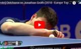 オフチャロフVSグロス(準決勝)ヨーロッパトップ16