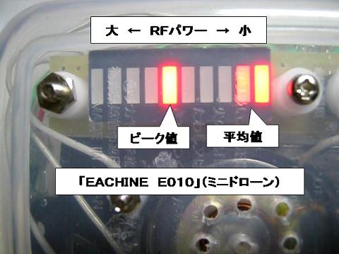 RF+IRチェッカーの製作表示2