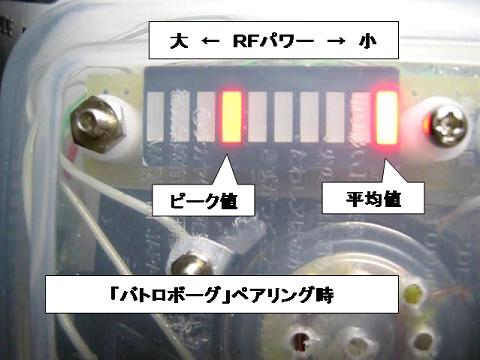 RF+IRチェッカーの製作表示1