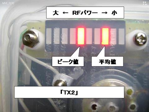 RF+IRチェッカーの製作表示3
