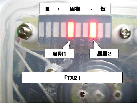 RF+IRチェッカーの製作表示5