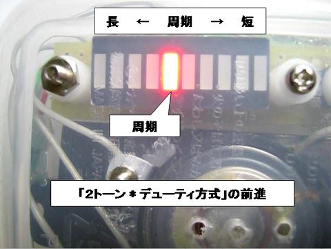 RF+IRチェッカーの製作表示6