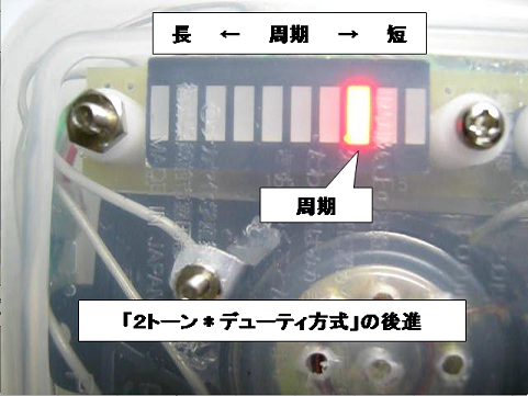 RF+IRチェッカーの製作表示7