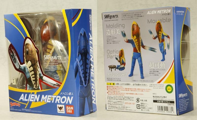 Figuarts METRON 01