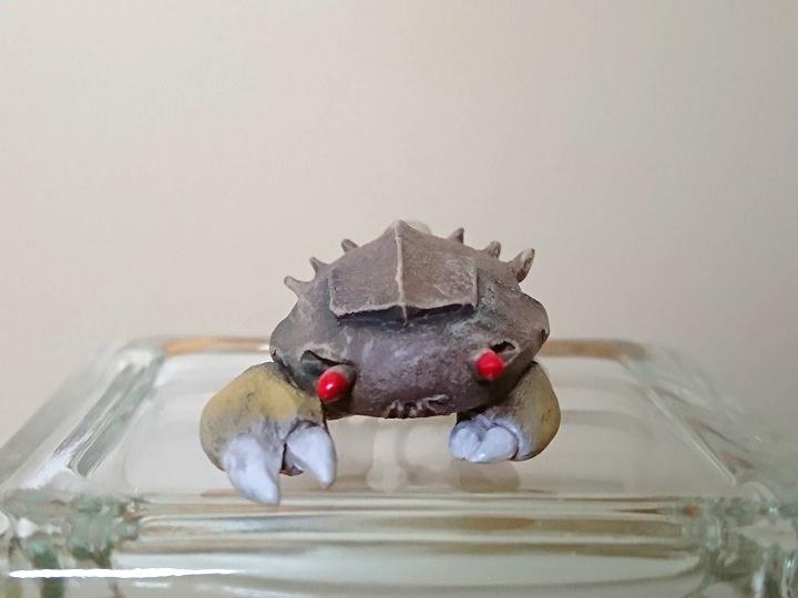 円盤生物 ブラックドーム 恐怖の円盤生物キーホルダー! キャスト0