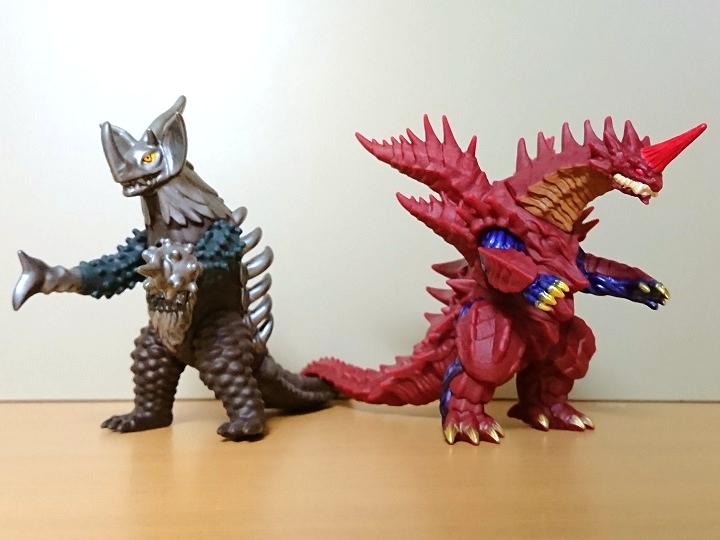 ウルトラ怪獣シリーズ マガオロチ3
