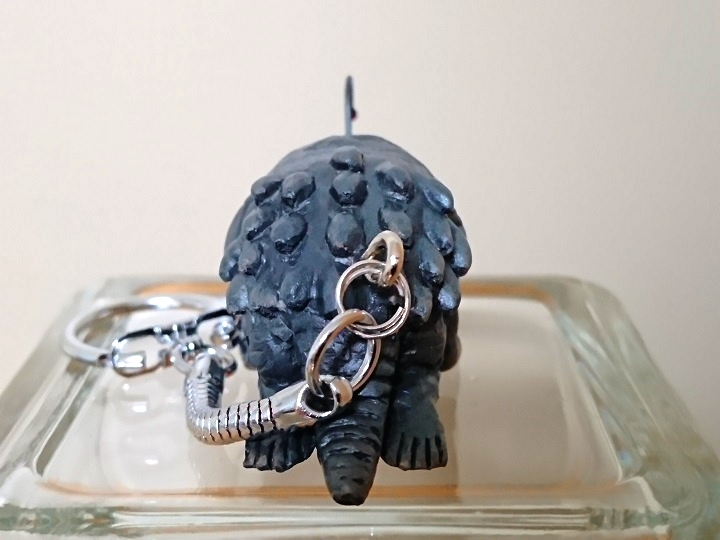 円盤生物 ハングラー 恐怖の円盤生物キーホルダー! キャスト2