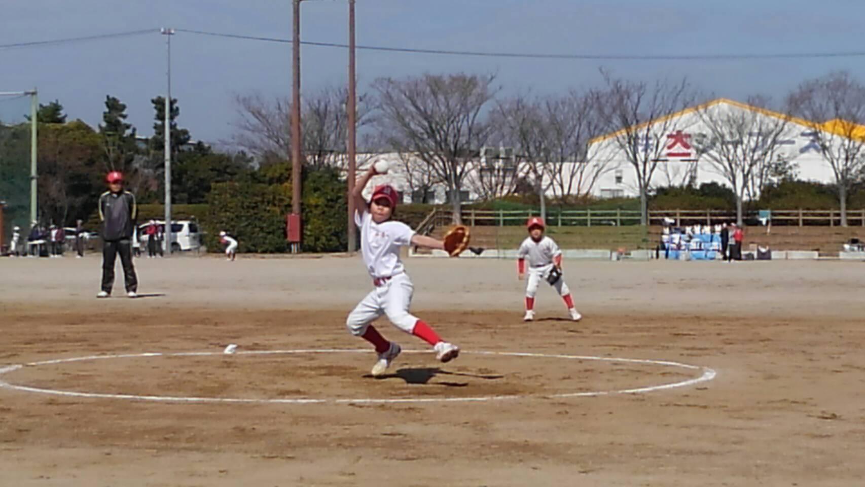 3月18日 練習試合