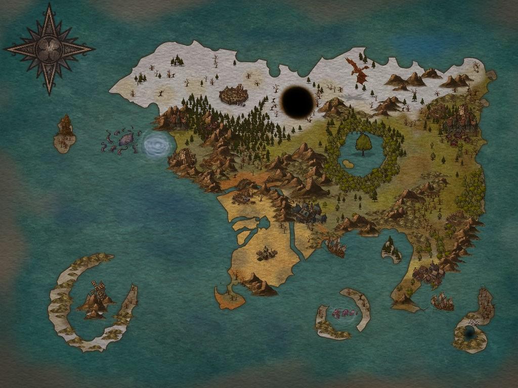 ラルアース島