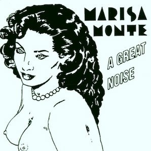MARISA MONTE「A GREAT NOISE」