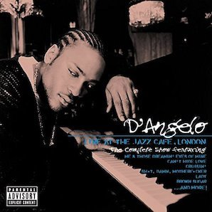 DANGELO「LIVE AT THE JAZZ CAFE, LONDON」